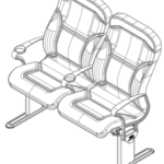 LuxForm Explorer Medium Back Passenger Seat